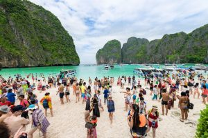 essay on the two sides of tourism industry